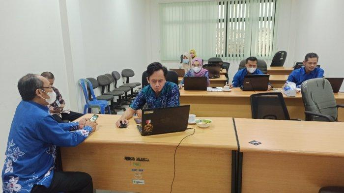 Seleksi CPNS Kalsel, Pendaftar Capai Angka 3.065, BKPPD Balangan Lakukan Verifikasi Data