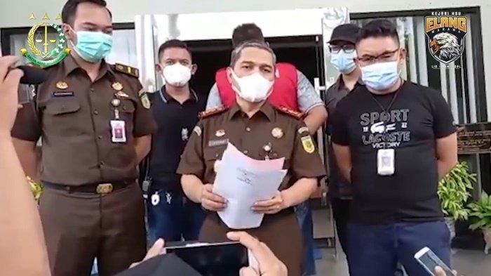 Buron Kasus Angkut BBM Tanpa Izin Diamankan Kejari HSU, Diserahkan ke Lapas Amuntai