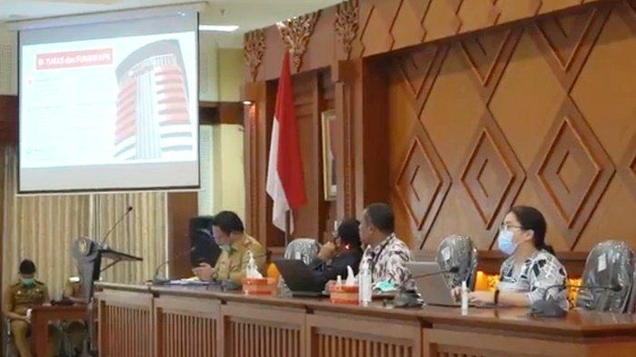 KPK Soroti Pengadaan Barang Jasa, Pemprov Kalsel Diminta Tambah Pejabat Fungsional