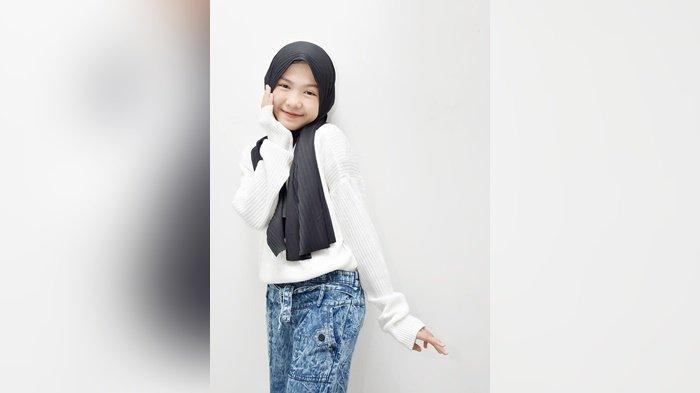 Lolos Grandfinal Pemilihan Putri Cilik Kalsel 2021, Siswa SDN Mawar 7 Ini Berlatih Public Speaking