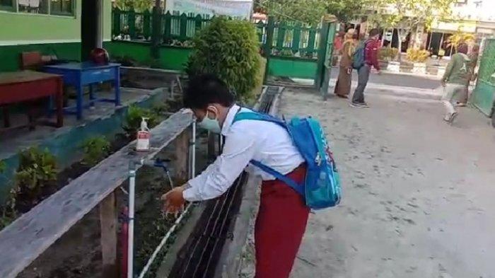 Sekolah di Kotim Laksanakan Belajar Tatap Muka, Satgas Covid-19 Minta Perketat Protokol Kesehatan