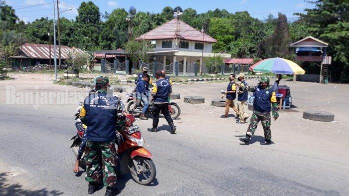 Kota Banjarmasin dan Banjarbaru Kalsel Diumumkan Turun Level