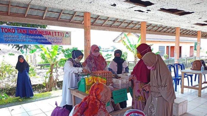Sambut Ramadan, Pemkab HSS Gelar Pasar Murah dan Bazar TTI di 11 Kecamatan