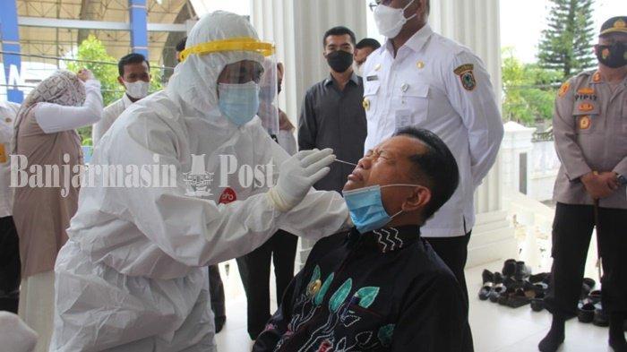 7 Ribu Rapid Test Antigen Disiapkan, Melintas HSS Siap-Siap Diperiksa