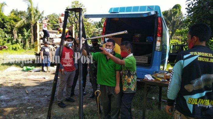 Disperindag Tabalong Siapkan Tenaga Reparasi Alat Ukur Timbang Takar dan Perlengkapannya