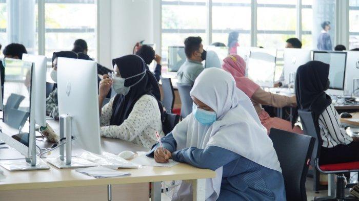 Besok Pemgumuman Hasil SBMPTN 2021, Calon Mahasiswa Asal Banjarbaru Optimis Lolos Seleksi