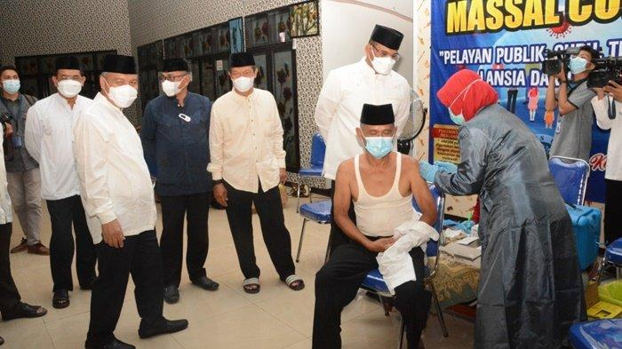 Kabupaten Tabalong Kembali Ajukan Permintaan Tambahan Stok Vaksin