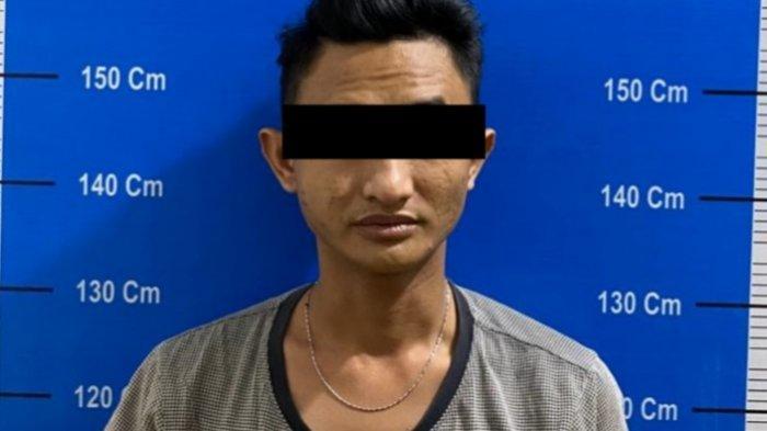 Narkoba Kalteng, Satresnarkoba Polresta Palangkaraya Cegat Lelaki ini di Jalan dan Temukan Sabu