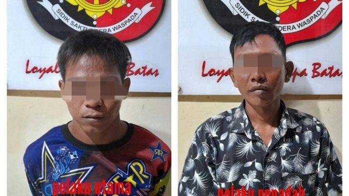 Mahasiswi Banjarbaru Lawan Aksi Jambret Handphone, Pipi Korban Kena Sabetan Sajam, Pelaku Dibekuk