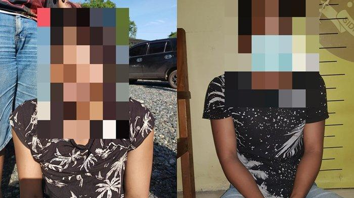 Ditangkap di Pondok Sawah Tabanio, 2 Pelaku Pembunuhan di Warung Jorong Tala Sempat Jadi Buruh Tani