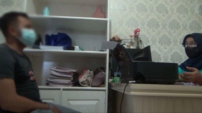 Aniaya Istri Pakai Pipa Besi, Lelaki Ini Diamankan Satreskrim Polres Kapuas, Begini Kronologinya