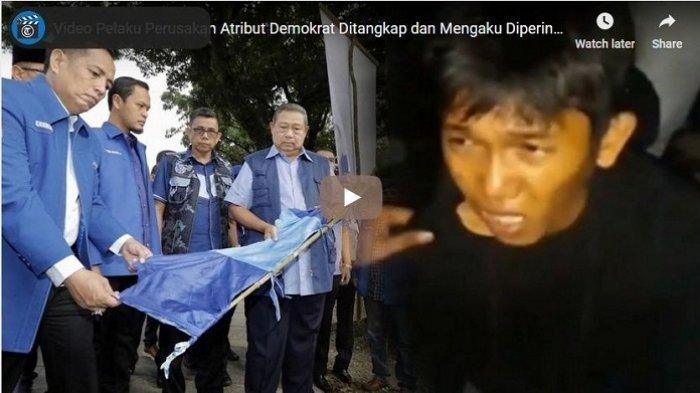Sikap Polri Perihal Penyelidikan Bendera Partai Demokrat Dirusak di Pekanbaru, Ungkap Oknum Partai?