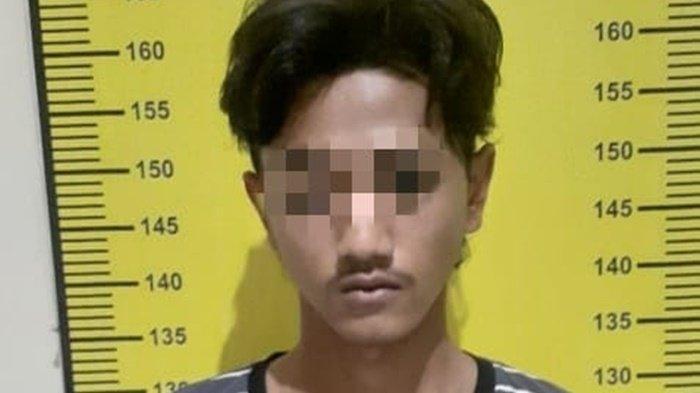 Pelaku sabu MM diamankan Satresnakorba Polres Tabalong