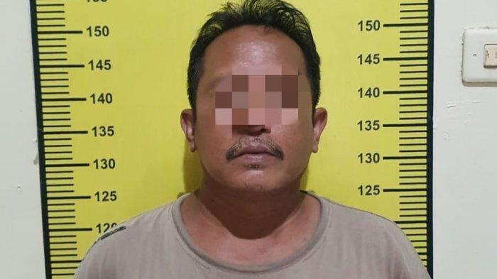 Narkoba Kalsel, Nyambi Edarkan Sabu, Juru Parkir Diamankan Satresnarkoba Polres Tabalong