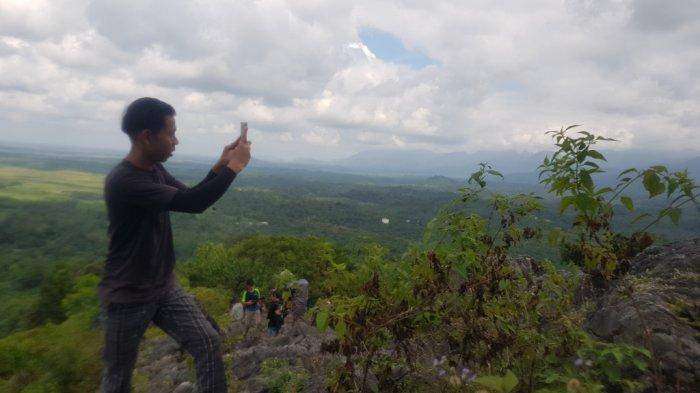 Wisata Kalsel, Gua Liang Riamadungan Tala Terhubung ke Puncak Pesona, Panoramanya Segarkan Jiwa Raga