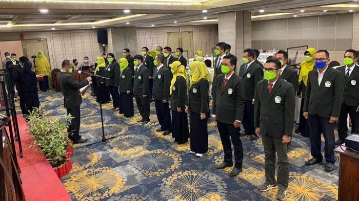 Hadiri Pelantikan DPW APKESMI Kalsel, Sekjen Kusnadi : Apkesmi Advokasi Kebijakan-kebijakan Baru