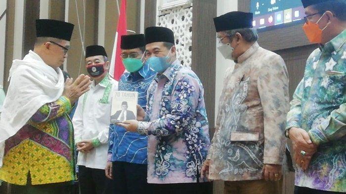 Dewan Dakwah Islamiyah Indonesia Kalsel Dilantik, Disusul dengan Rapat Kerja