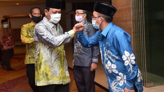 Gubernur Kalsel H Sahbirin Noor Lantik Tiga Pejabat Tinggi Pratama di Lingkup Pemprov Kalsel