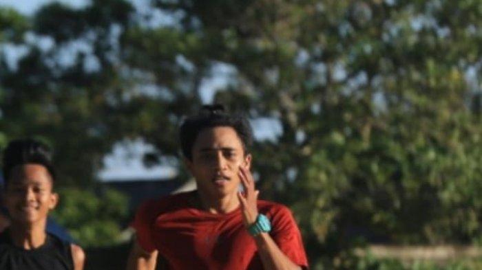 Atlet Atletik Banjarmasin ini Bersiap Ikuti Jawa Tengah Open