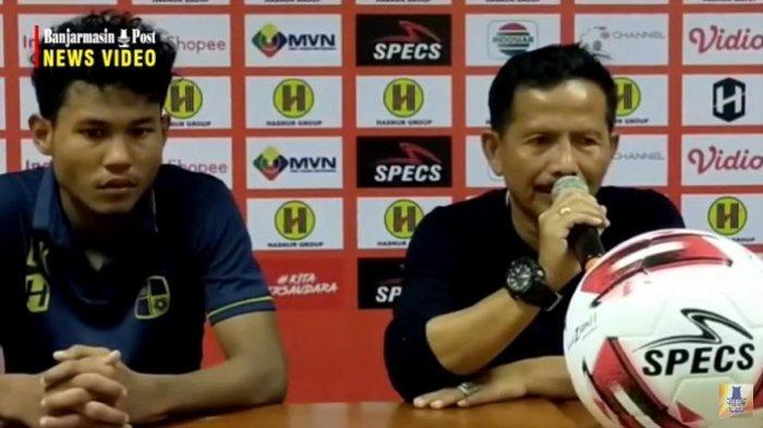 Pemain Promosi Barito Hanya Kahar dan Bagas yang Pernah Diturunkan di Liga 1 2020, ini Kata Pelatih