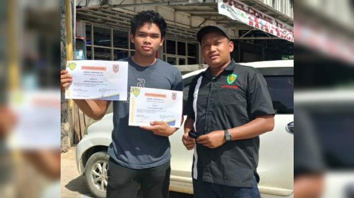 Tim Atletik Kabupaten Balangan Optimis Raih Medali dari 2 Cabor di Popda Kalsel 2021