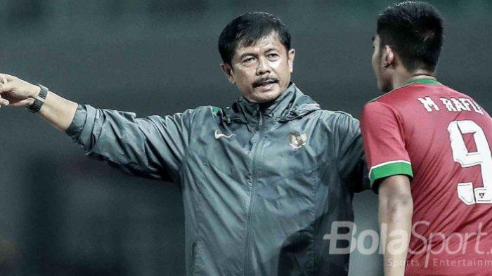 Curhat Indra Sjafri Setelah Timnas U-19 Indonesia Kalahkan Yordania Jelang Piala Asia U-19 2018