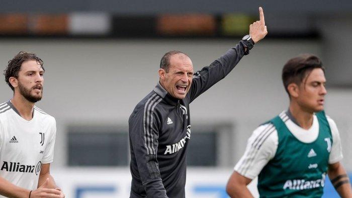 Live RCTI & Live Bein Sports 2, Juventus vs AC Milan: Zebra Ingin Akhiri Laga Tidak Pernah Menang