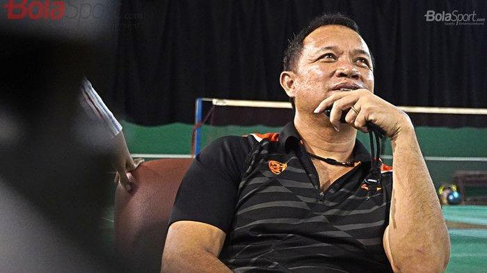 Pelatih Ganda Campuran Indonesia Richard Mainaky Keluar Pelatnas, Pilih Pulang ke Manado