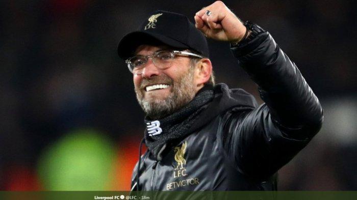Liverpool Vs Atletico Madrid di 16 Besar Liga Champions, Juergen Klopp Bilang Begini