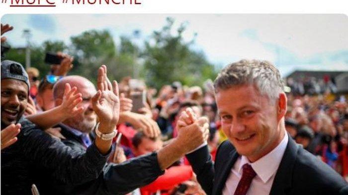 Begini Cara Solskjaer Latih Manchester United di Tengah Virus Corona