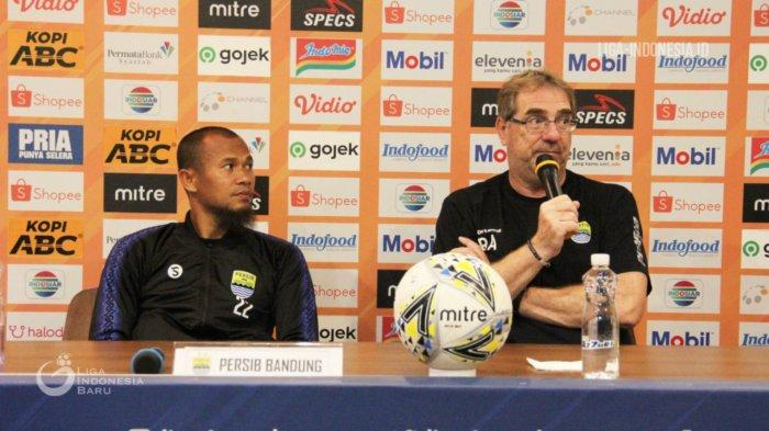 Sosok Kapten Baru Persib Bandung saat Kontra Bali United, Setelah Supriadi Absen di Piala Menpora