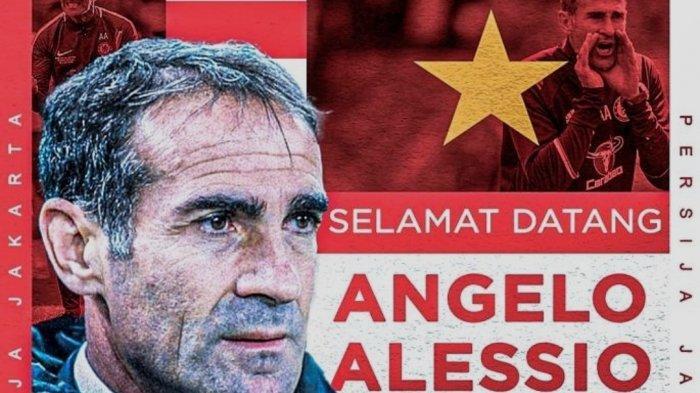 Jadwal Liga 1 2021 Tak Kunjung Jelas, Pelatih Persija 'Curhat' ke Media Italia