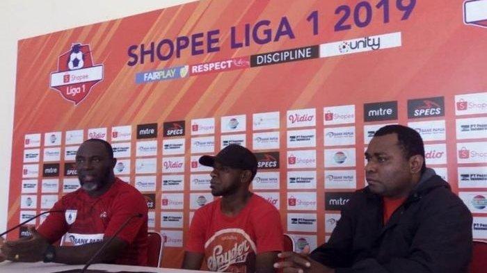 Ujian Pertama Hadapi Madura United, Jacksen F Tiago Bertekad Beri Kemenangan Pertama Persipura