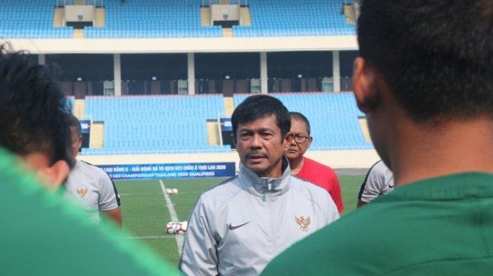 Jelang SEA Games 2019, Indra Sjafri Panggil 26 Pemain untuk TC Timnas U-23