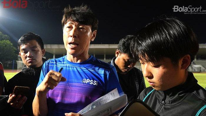 Kemarahan Shin Tae-yong ke Bagas Kaffa dkk Saat Timnas U-19 Indonesia Menjalani TV, Ini Alasannya