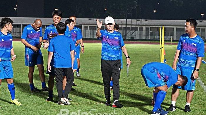 Timnas U-19 Indonesia Ditargetkan Lolos Semifinal Piala Dunia U-20, Shin Tae-yong Balum Pulang?