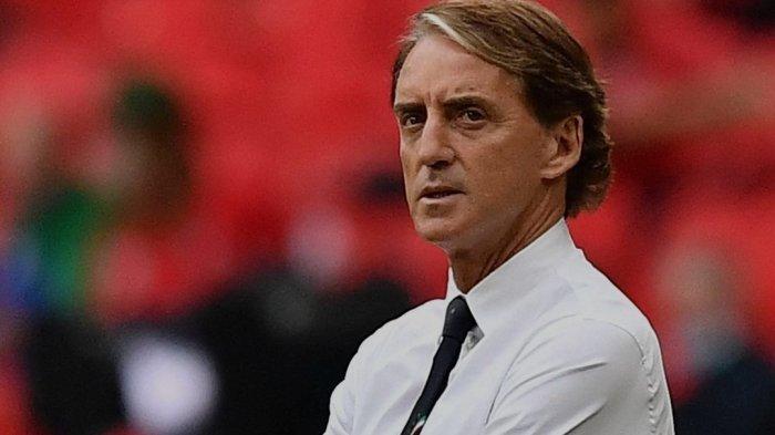Adu Prestasi Pelatih Italia vs Inggris Final Euro 2021 : Mancini Unggul Telak dari Southgate