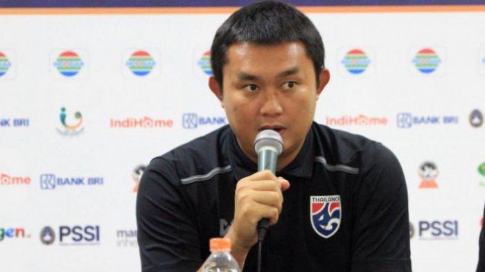 Pelatih Timnas U-16 Thailand Mengaku Khawatir Hadapi Indonesia di Laga Final Piala AFF U-16