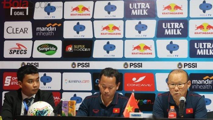 Jelang Timnas U-22 Indonesia Vs Vietnam Final SEA Games 2019 - Vietnam Mengurung Diri