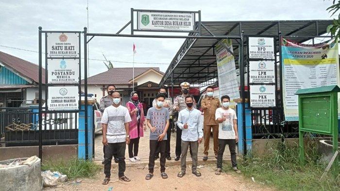 Warga Kabupaten HSU Mendapat Pelatihan Mengemudi