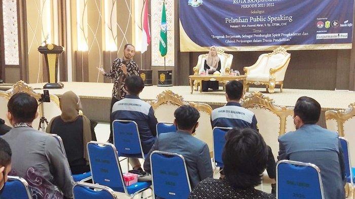 Pengurus Pelajar Islam Indonesia Banjarmasin Periode 2021-2022 Dilantik