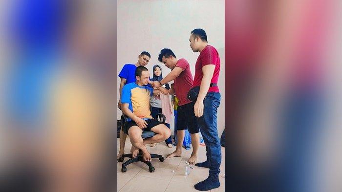 Jelang PON XX Papua, Tenaga Masseur KONI Kalsel Ikuti Pelatihan Sport Massage