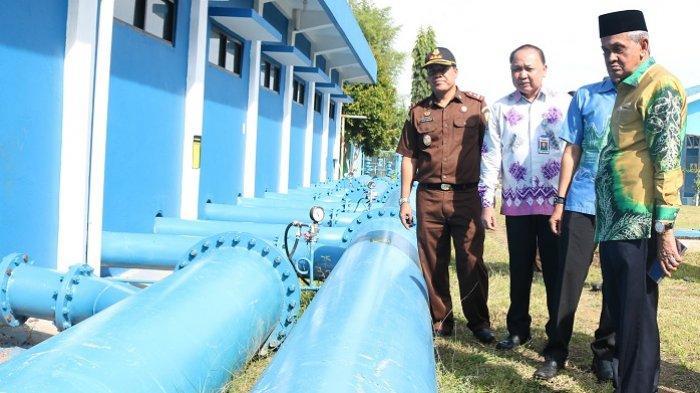 Topang Layanan Air Bersih Banjarbakula, PDAM Intan Banjar Lakukan Upaya Ini