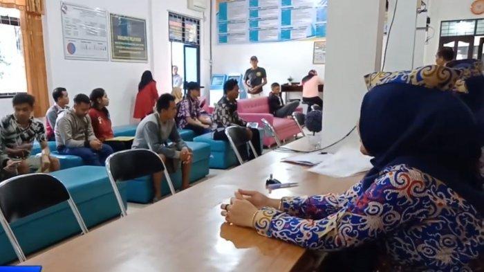 Disdukcapil Kapuas Role Model Penyelenggaraan Pelayanan Publik Kategori Baik