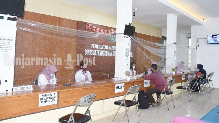 Selain Cetuskan Program Inovasi, Disdukapil Kabupaten Kapuas Juga Buka Sabtu Minggu