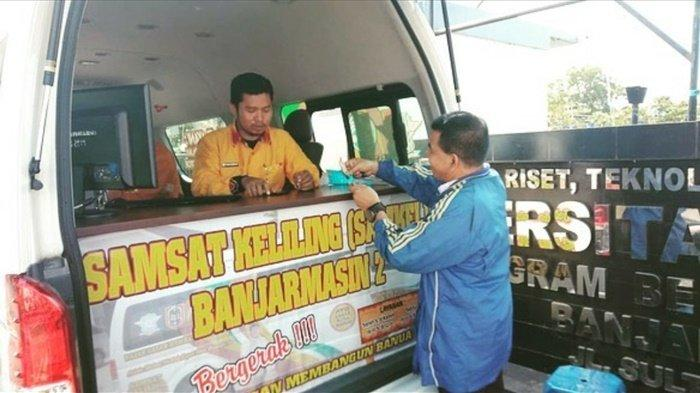 Piutang Pajak Kendaraan Bermotor di Kalsel Fantastis, Angkanya Capai Rp 1 Triliun
