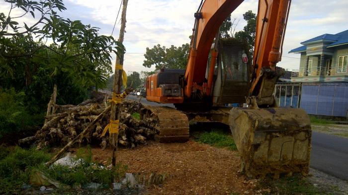 Yth Abah Wali Kota Banjarmasin, Kapan Jalan Tembus Mantuil Diperlebar?