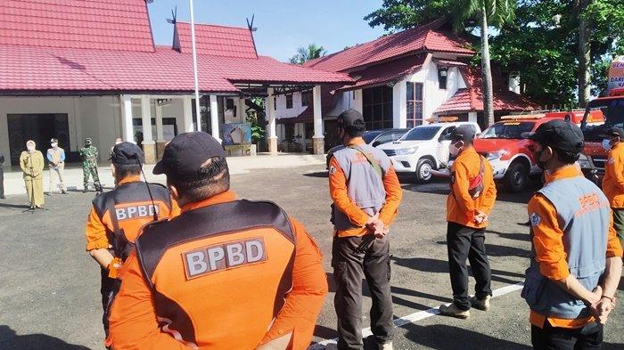 Simpati Korban Banjir di Kabupaten Katingan Kalsel, Wabup Batola Bertolak Bawa Relawan