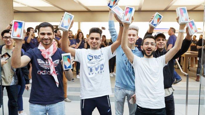Hanya dalam Gelaran Black Friday, Apple Sudah Jual 6 Juta Unit iPhone X