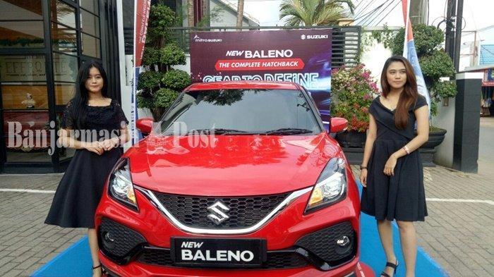 Resmi Launching di Banjarmasin, New Baleno Dibanderol Mulai Rp 235 Jutaan